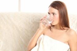 Обильное питье при поносе и рвоте