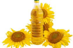 Польза подсолнечного масла при запоре