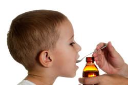 Медикаментозное лечение у детей рвоты и поноса