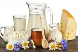 Кисломолочные продукты для лечения запора у пожилых