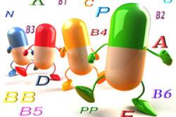 Витамины группы А, В и С для повышения сопротивляемости организма к болезни